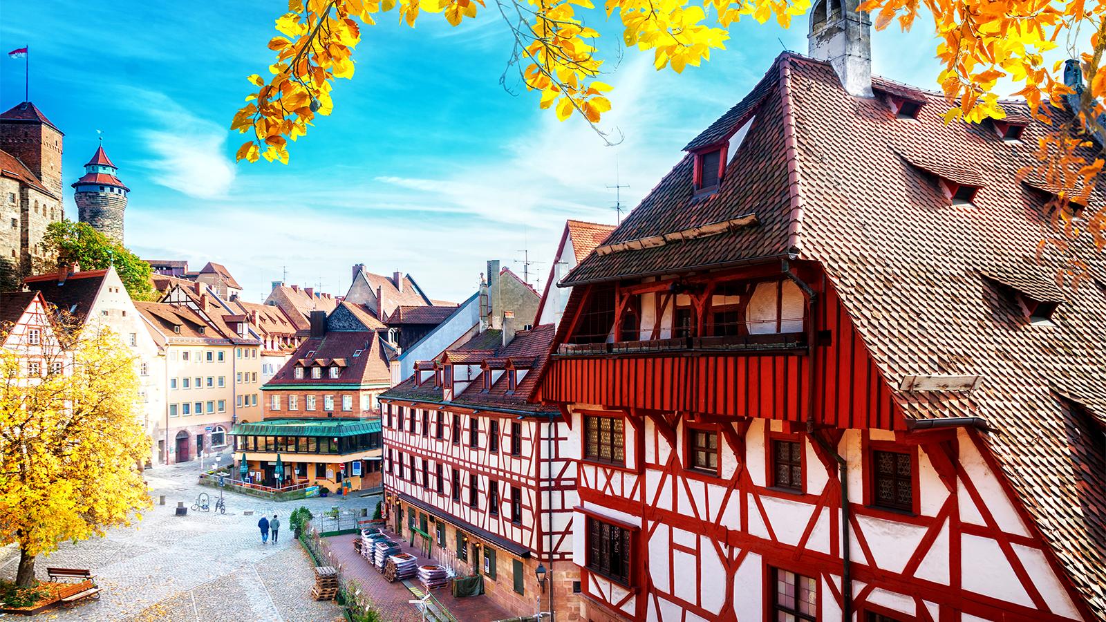 Centro Histórico de Nuremberga