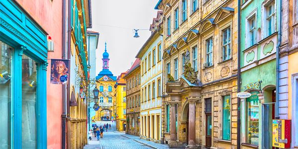 Centro Histórico de Bamberg