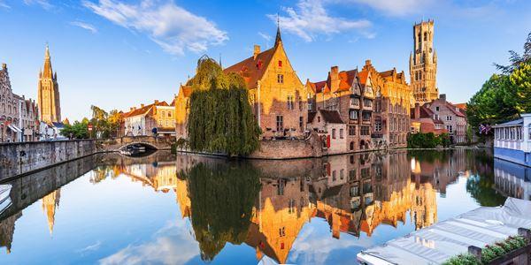 Bélgica e Holanda com Keukenhof