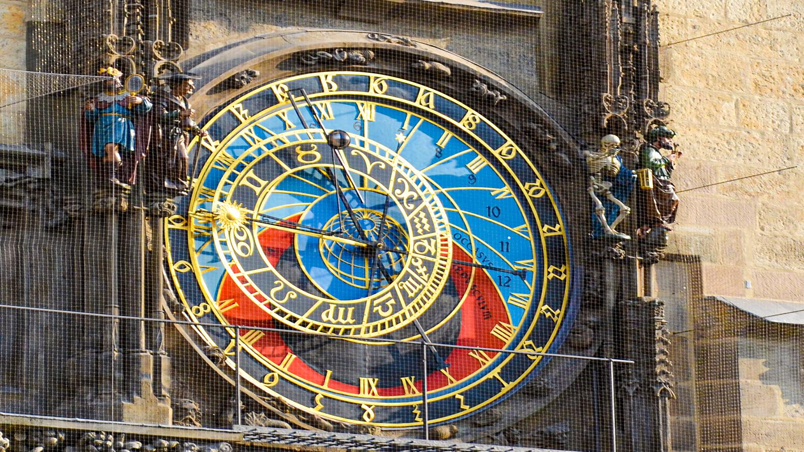 Relógio de Praga