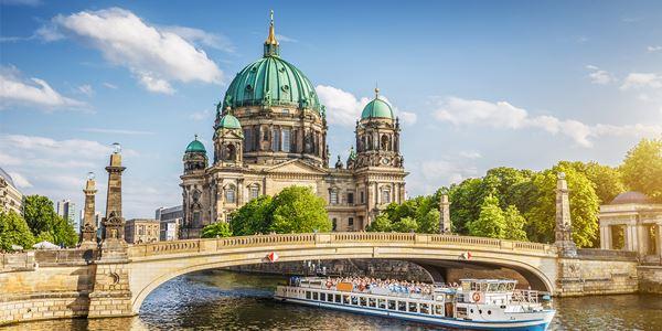 Circuito Berlim, Dresden e Praga