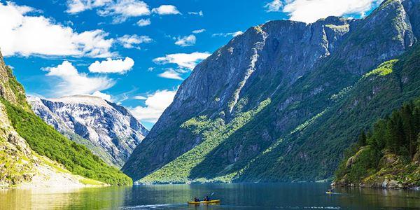 Circuito Fiordes da Noruega