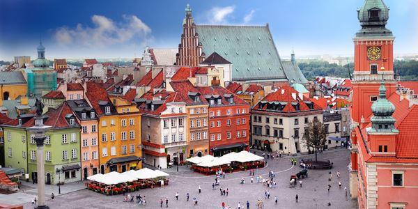 Circuito Gdansk e Varsóvia
