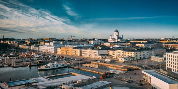 Circuito Helsínquia e Capitais Bálticas - Partida a 1 de Agosto
