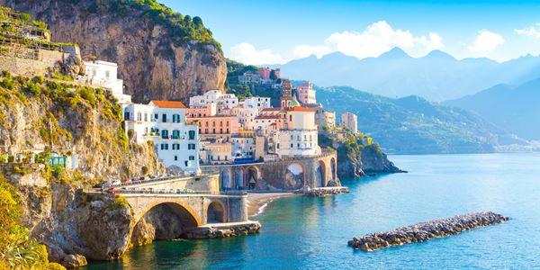 Circuito Itália - Capri e Costa Amalfitana