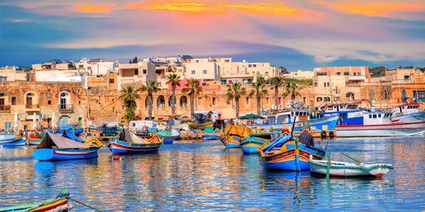 Circuito Malta - A Pérola do Mediterrâneo