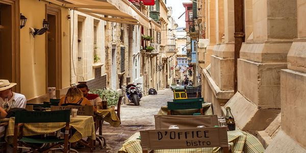 Malta Centro Histórico