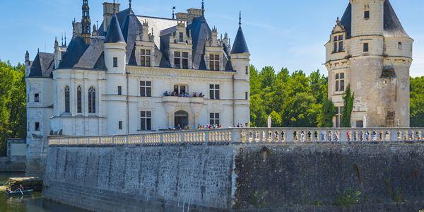 Castelo Chenonceau