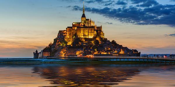 Circuito Normandia, Vale do Loire e Versalhes