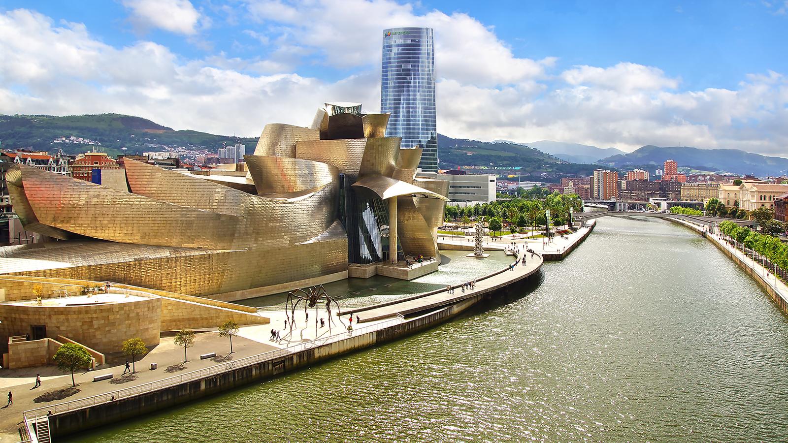 Bilbao - Museu Guggenheim