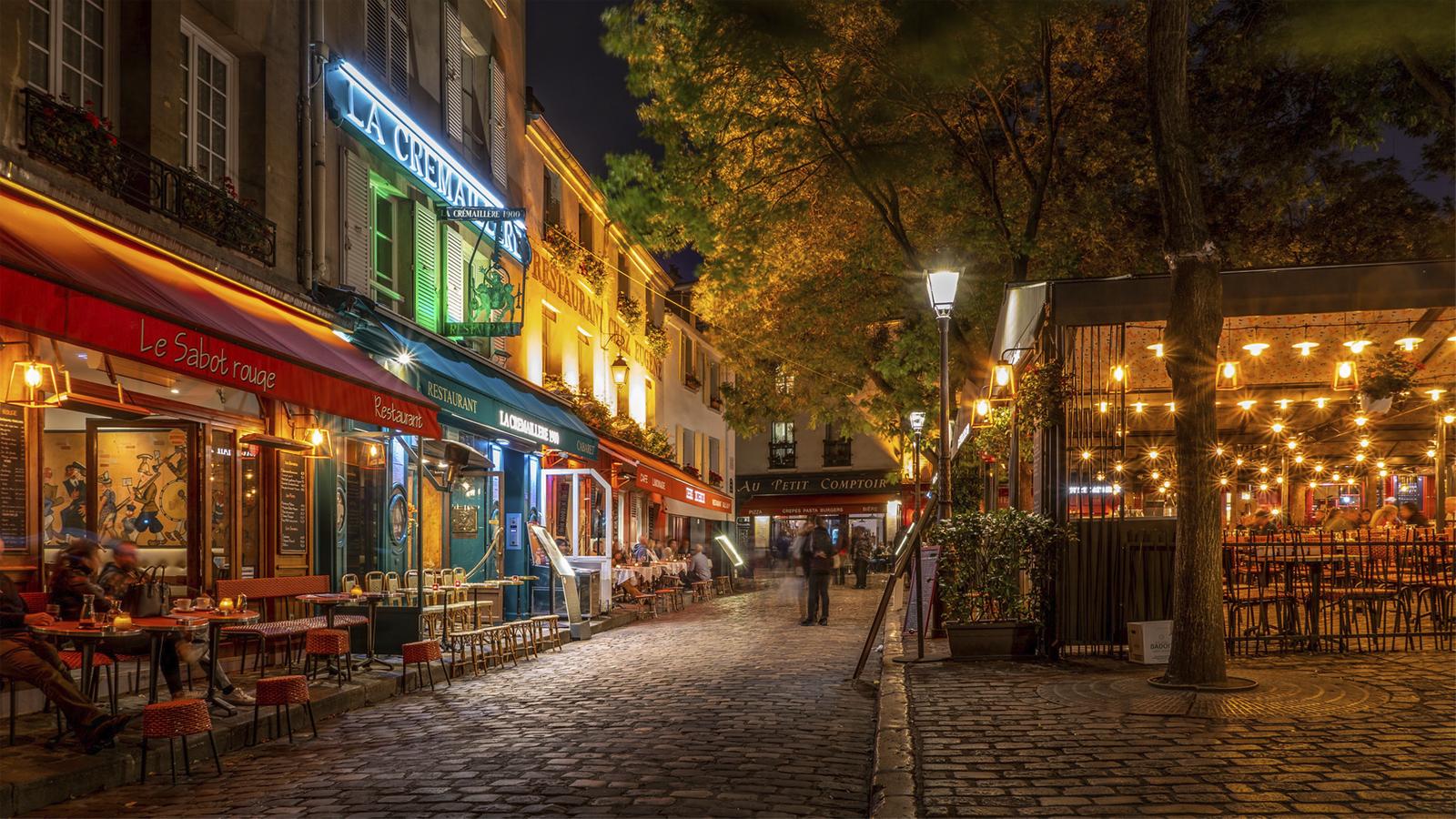 Café em Paris