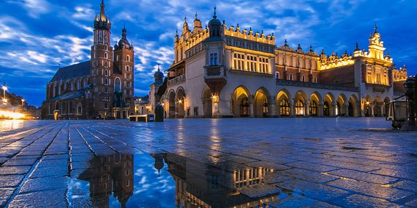 Circuito Polónia, História e Cultura