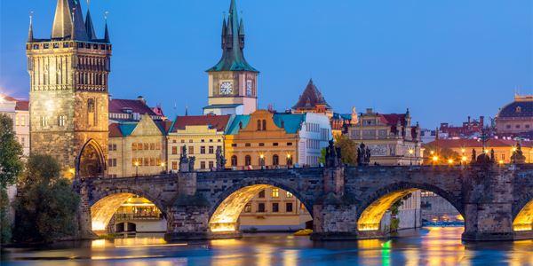 Circuito Praga e Cesky Krumlov