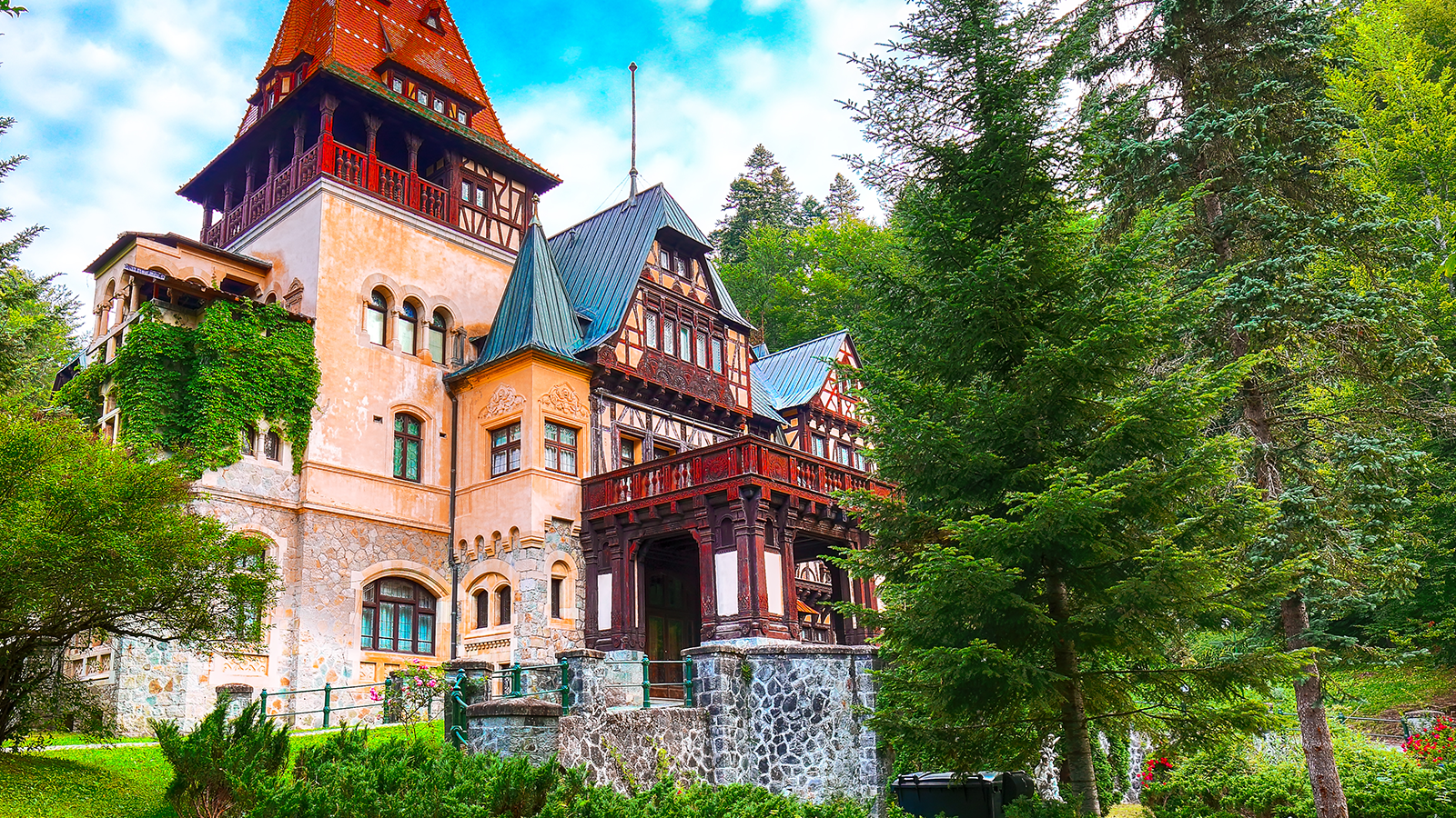 Roménia - Castelo de Bran