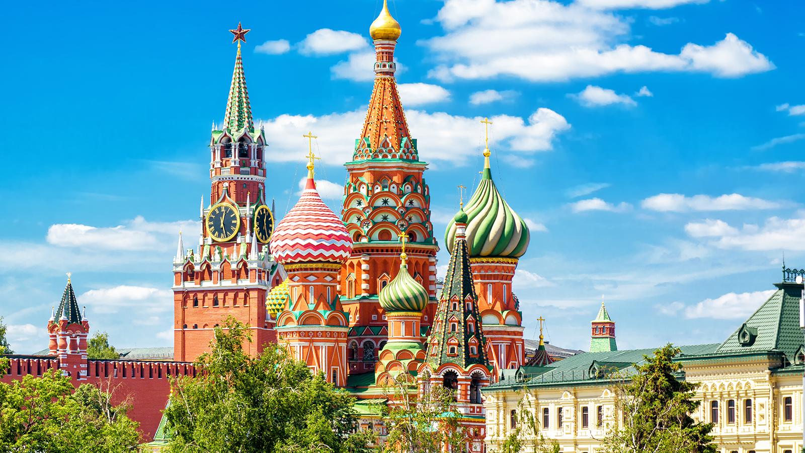 Moscovo - Catedral de São Basílio