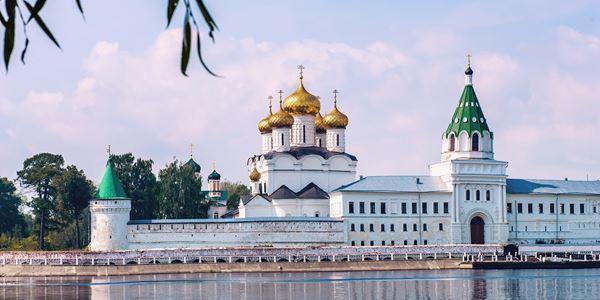 Kostroma - Mosteiro de Ipatiev