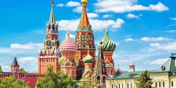 Circuito Rússia - Na Rota dos Czares