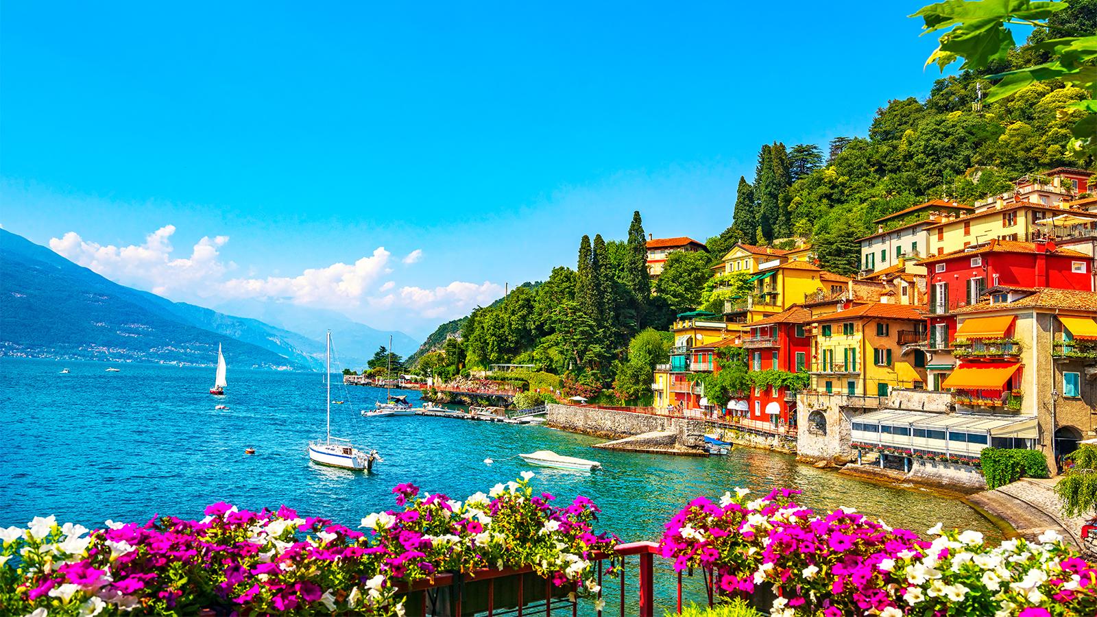 Varena Lago Como
