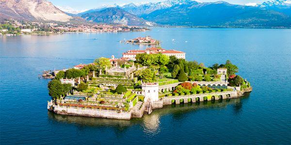 Isola Bela Lago Maggiore