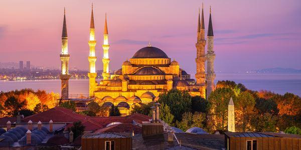 Circuito Turquia - Entre o Ocidente e o Oriente