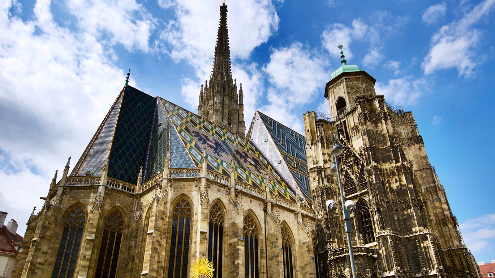 Catedral de St. Estevão Viena