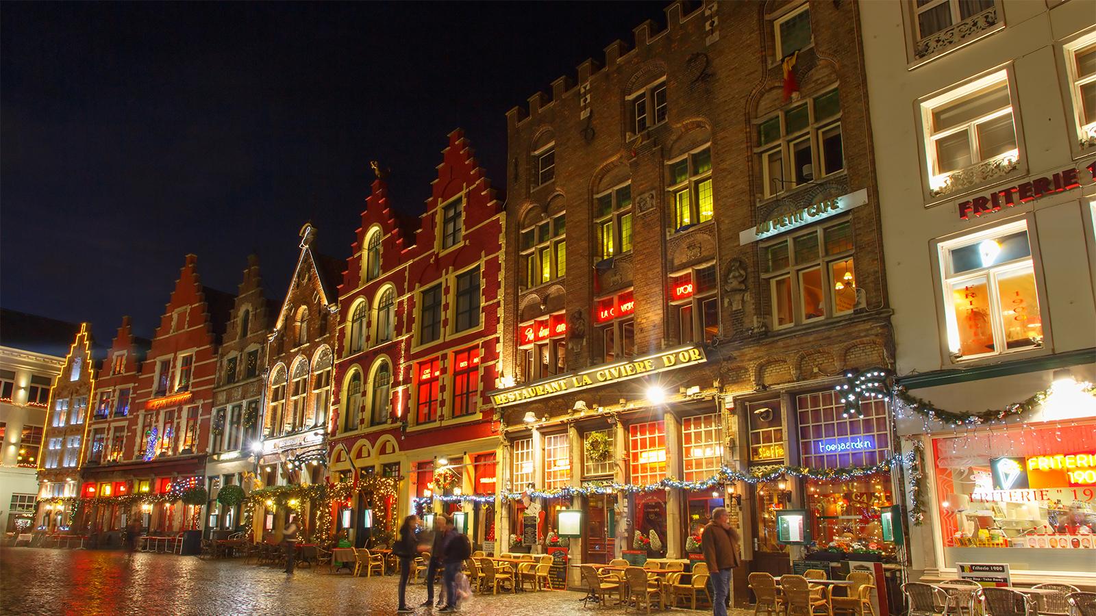 Mercados de Natal Brugges