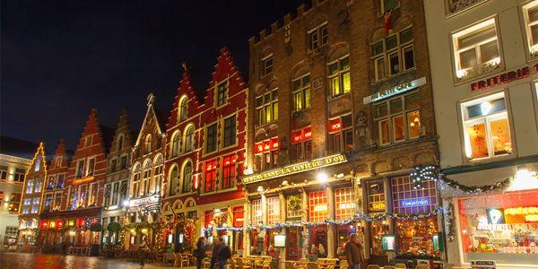 Circuito Mercados de Natal - Bruges e Bruxelas