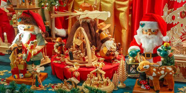 Mercados de Natal