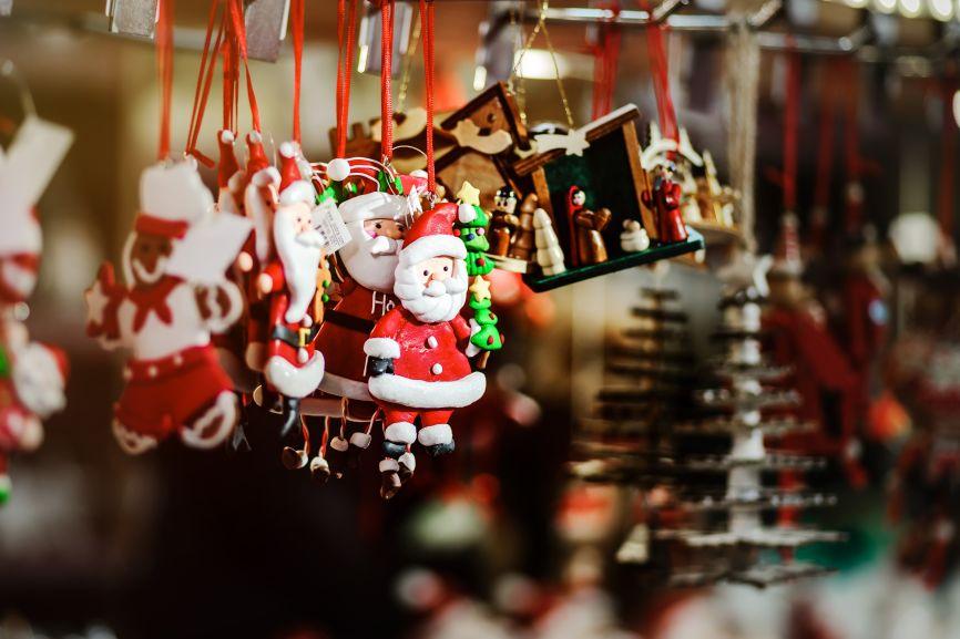 Mercados de Natal - Colmar e Estrasburgo