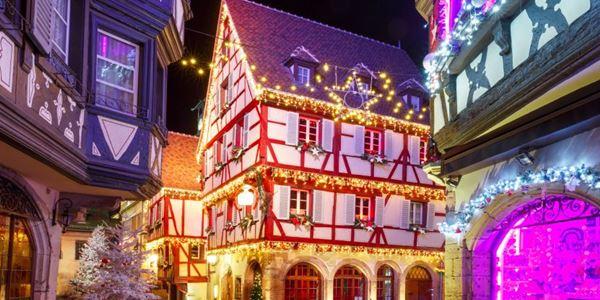 Circuito Mercados de Natal - Colmar e Estrasburgo