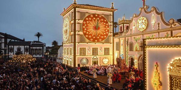Circuito Festa de Santo Cristo dos Milagres - S. Miguel