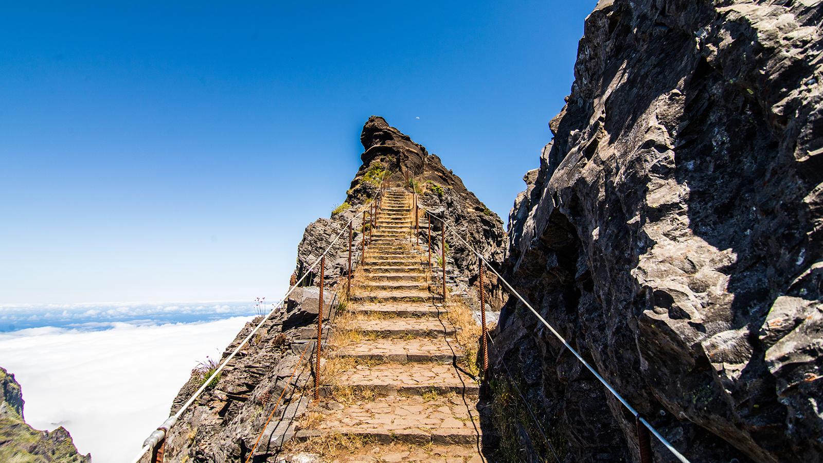 Madeira - Pico do Areeiro
