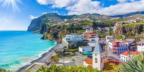 Circuito O Melhor da Madeira - Partida Porto 19 Março