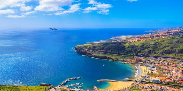Ilha da Madeira - Praia do Machico
