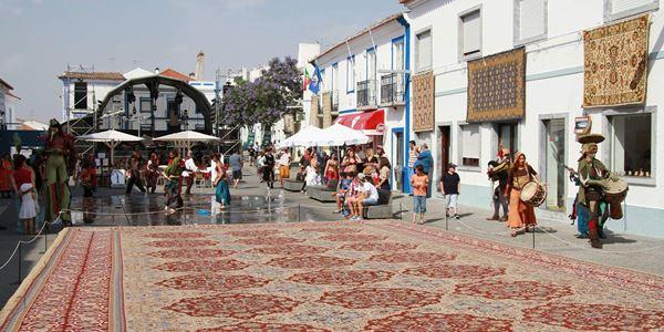 Circuito Arraiolos - O Tapete está na rua