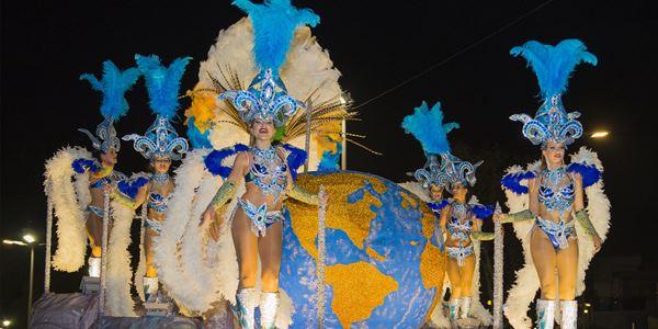 Circuito Carnaval na Ilha da Madeira