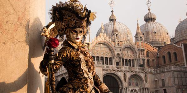 Circuito Carnaval Veneziano - com Pádua e Verona