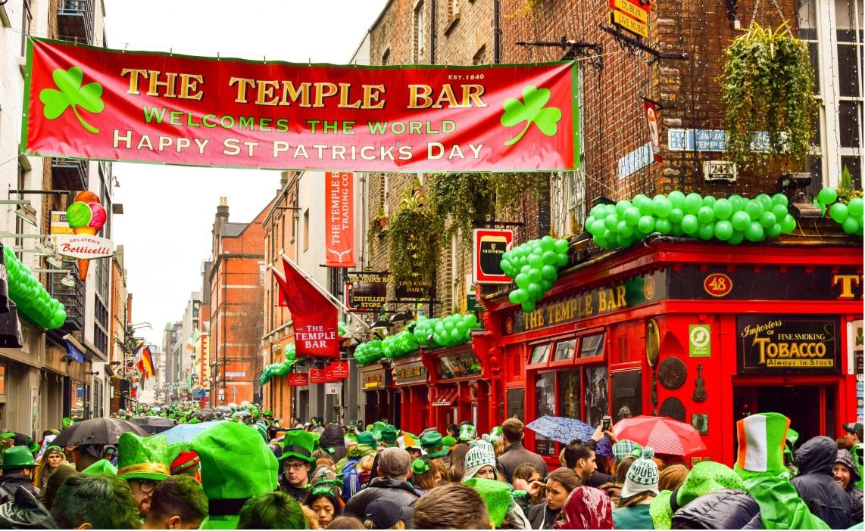 Dublin - Especial St. Paticks Day
