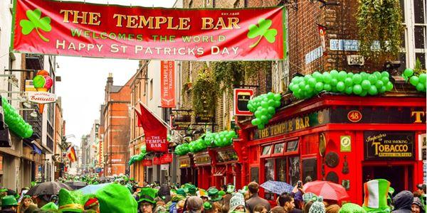Circuito Especial St. Patricks Day