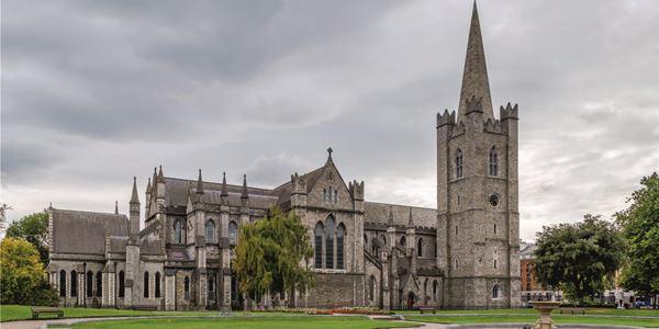 Dublin - Catedral de São Patrício