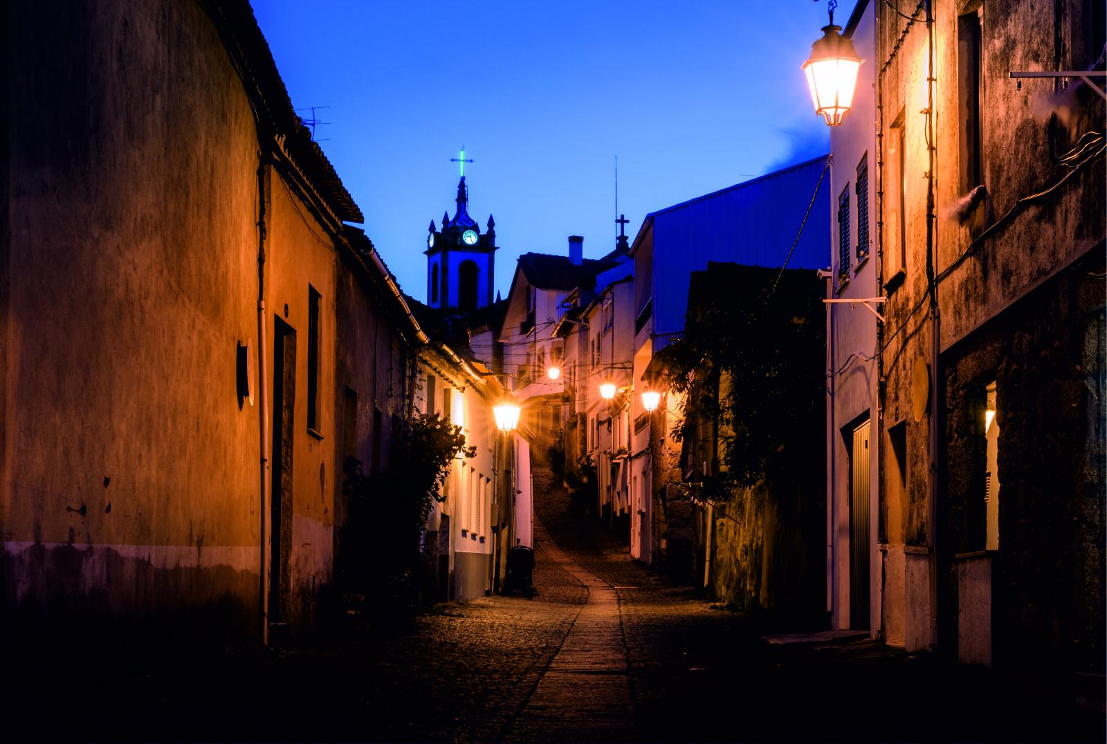 Centro Histórico de Belmonte