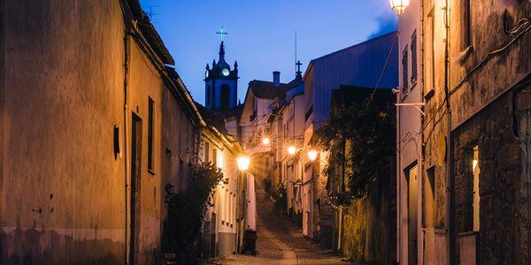 Vila de Belmonte