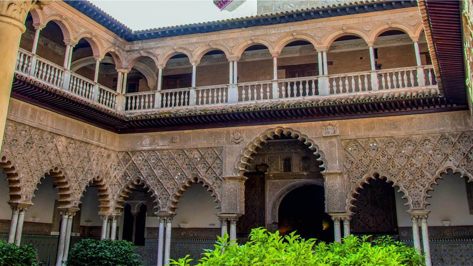 Real Alcazar de Sevilha