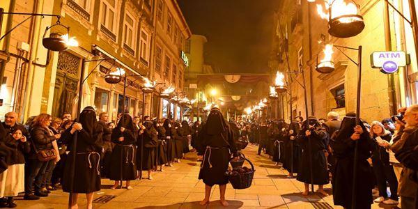Procissão Semana Santa em Braga